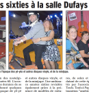 AMBIANCE SIXTIES A LA SALLE DUFAYS
