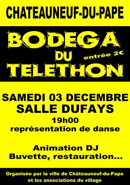 Soiree bodega telethon for Soiree telethon