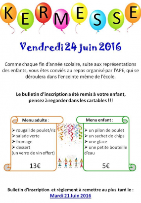 EVENEMENTS ASSOCIATIFS