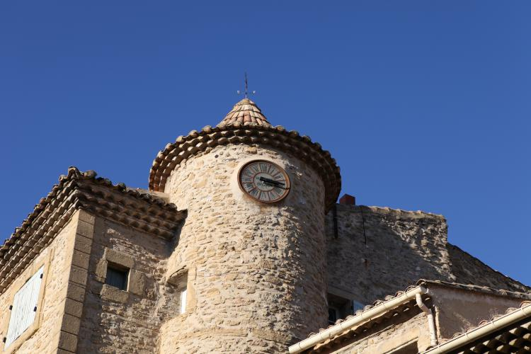 Mairie de chateauneuf du pape