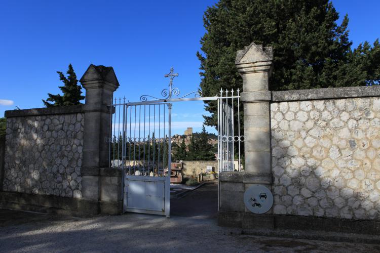 CIMETIERE DE CHATEAUNEUF-DU-PAPE