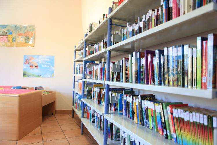 Petite enfance activit s pour les plus petits for Petite bibliotheque enfant