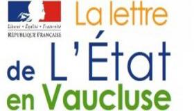 Les services de l'état en Vaucluse